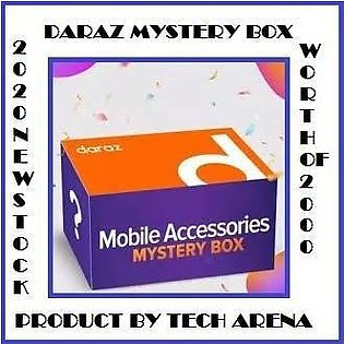 Mystery Box - Mobile Accessories