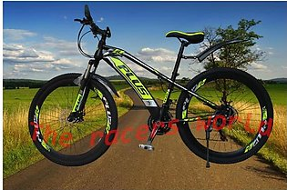 26 inch Plus bicycle - with 10 gears - cycle - high quality cycle - bmx front a…