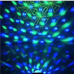 Sound Activated Party Lights with Remote Control Dj Lighting RBG Disco Ball S...