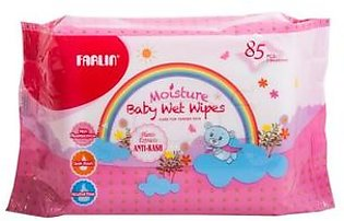 Baby Wipes Anti Rash 85Pcs (Dt006A-1)