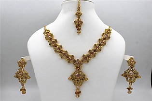 Stylish Necklace Jewellery Set For Woman & Girls