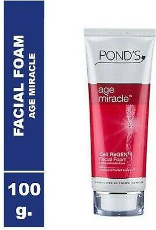 Ponds Age Miracle Cell Regen Facial Foam