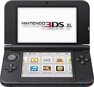 3DS XL - Black