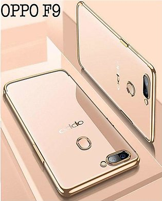 OPPO F9 Transparent Back cover 3mm