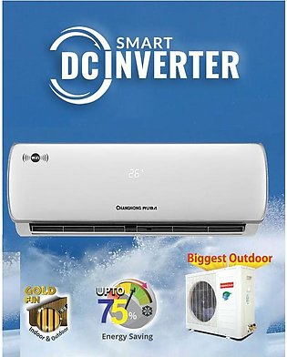New Changhong Ruba T3 Full DC Inverter Air Conditioner CSDH-18ODH 75% Energy ...