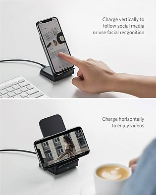 Wireless Charger, PowerWave 7.5 Stand