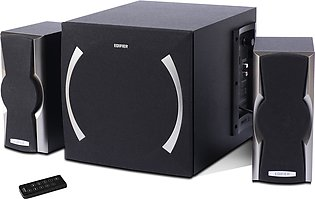 Edifier XM6BT 2.1 Channel PC Speakers - USB - SD Card - AUX - Bluetooth with ...