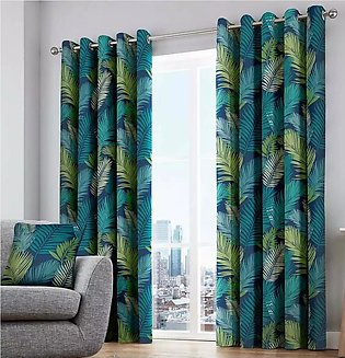 SUNSHINE BLOCK, DUST PROOF BLACKOUT CURTAINS 66 X 90 FOR WINDOW AND DOOR (PAIR)