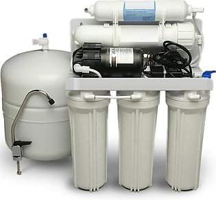 5-Stage Water Filter Ro Penta Pure Taiwan- White