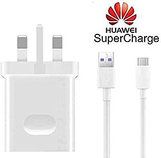 Genuine Huawei SuperCharge 4.5A HW-050450B00 Mains Adapter Charger With 5A Ty...