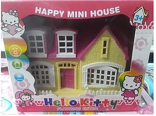 GIRLS TOY DOLL HOUSE