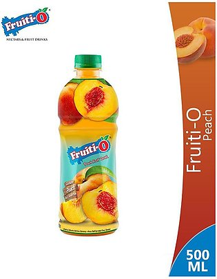 Fruiti-O Peach Juice 500ml