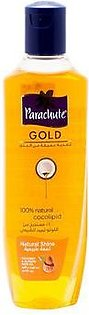 Parachute Gold Natural Shine Coconut & Almond Hair Oil - 200 ml