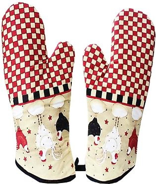 oven gloves in good quality