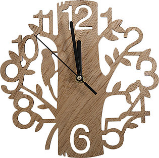 Vintage Design Wall Clock Fashion Style Home Living Room Clock Square Shape -br…