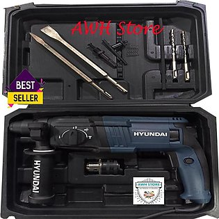 HYUNDAI Rotary Hammer Hilti Drill Machine 20mm 650W SDS Plus HP650-RH