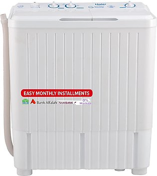 Haier 7.5 kg/Twin Tub/Top Load/Semi Automatic/HWM 75-AS /3 Years Warranty