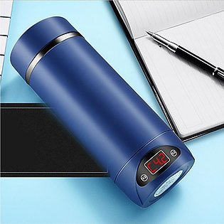 Portable Mini Travel Electric Kettle Automatic Heating Cup 420ML 350W 110-250V