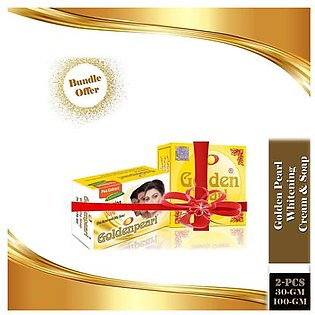 GP Whitening Cream & Soap for Oily Skin
