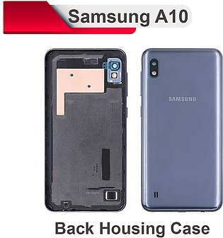SAMSUNG A10 Rear Housing Door Case Back Cover Battery Housing Complete Coverage…