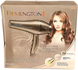 Professional REMLNGTON hair dryer - RE-2003 3000W with 6 months warranty 5 in 1…