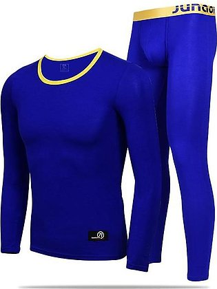 Casual O Neck Slim Modal Keep Warm in Winter Outdoor Thermal Underwear for Men …