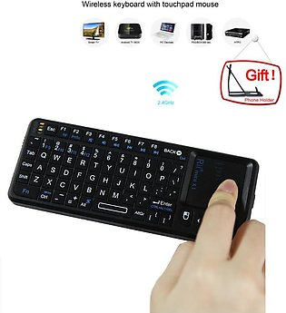 Mini Wireless Keyboard Air Mouse Keyboards