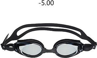 UV Prescription Nearsighted Adult Junior Kids Adjustable Swimming Goggles Box