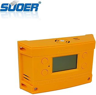 Suoer 20A mppt charge controller