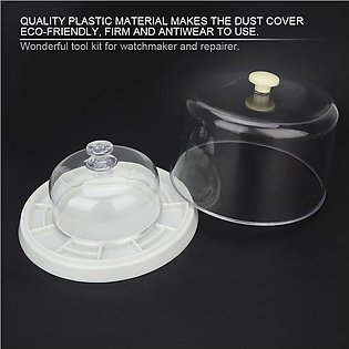 Dust cover for plastic watc watch repair cessory separate protection tool