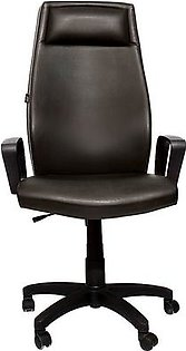 Impression Executive Office Chair - Dark Brown