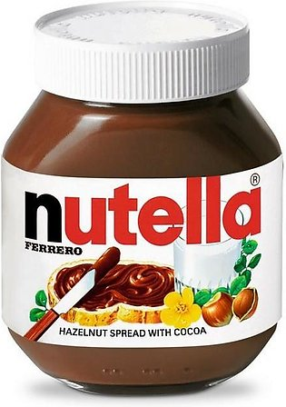 Pack Of 2 Nutella Spread 350G