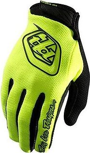 Unisex Full Finger Motorcycle Gloves Outdoor Sports Protective Gloves -Yellow