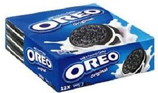 OREO Biscuit Snack Pack 12Pcs Box