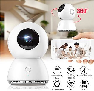 xiao mi WiFi Blue tooth 360° 1080P IP Camera Motion Night Vision 4X Zoom Pano...