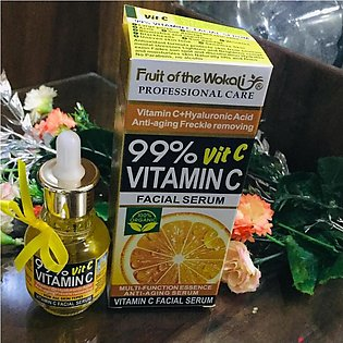 Wokoli 99% vitamin C Facial Serum Fruit Of The Wokoli