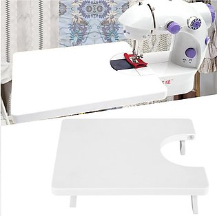 Plastic Mini Sewing Machine With Extension Table Extension Board