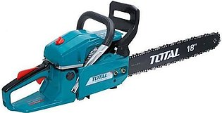 TOTAL (INDUSTRIAL - PRC) - TG945184 - GASOLINE CHAIN SAW - 1.45 KW - 3400 RPM -…