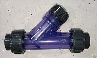 1 inch U-PVC STAINER/FILTER For Saltwater