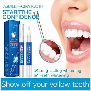 Onespring Teeth Whitening Gel Pen Quick Remove Stain