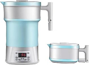 Travel Foldable Electric Kettle Small Portable Water Boiler – 700ML
