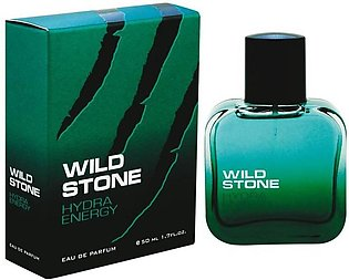 Wild Stone Hydra Energy Perfume For Men - Eau De Parfum - 100 ml