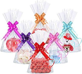 (2 Packet) 20pcs Pull Bow Ribbons Multicolor Gift Packing Wrapping Happy New Ye…