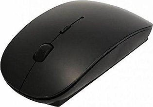 Wireless Mouse For Computer And Laptop - Black
