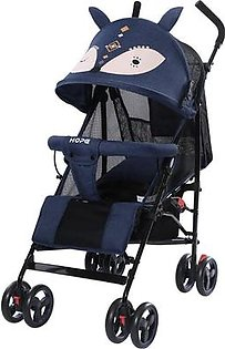 Baby Stroller with 8pcs Wheels and Reversible Handlebar