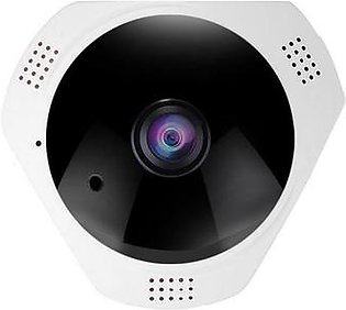 F23 2MP Wireless IP Camera WiFi Panoramic Night Vision Home Security Camera