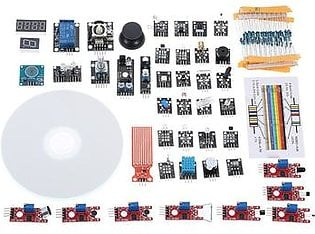 37 in 1 Box Sensor Module Kit for Arduino UNO