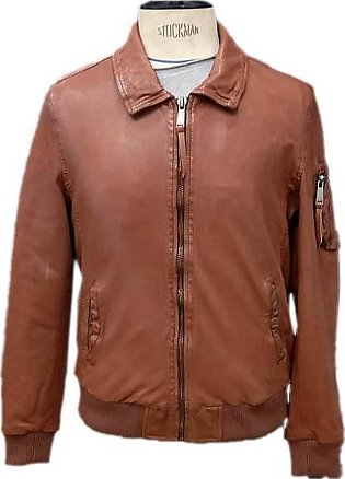Export Quality Leather Jacket for Men