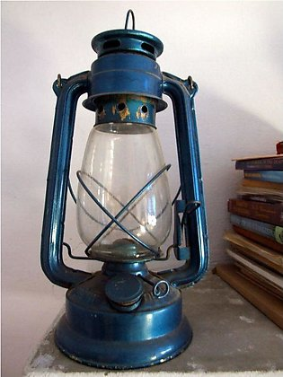 Laltain Table Lamp Blue Color