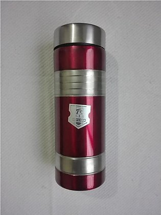 Stainless Steel Double Wall Thermos Bottle Insulated Thermal Flask for Hot Co...